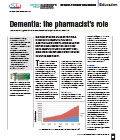 Dementia: The Pharmacist's Role